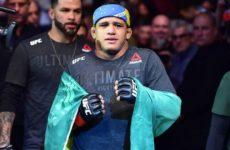 Гилберт Бернс заменит Тиаго Алвеса в бою против Гуннара Нельсона на UFC Fight Night 160