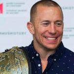 Джордж Сент-Пьер назвал имена лучших бойцов MMA