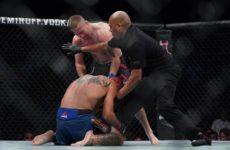 Вице-президент UFC уверен, что в бою Гэтжи и Серроне была поздняя остановка