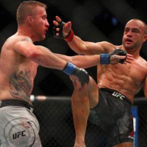 Эдди Альварес считает Джастина Гэтжи самым зрелищным бойцом в UFC