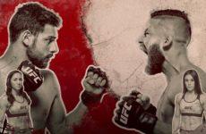 Коэффициенты букмекерских контор на турнир UFC Fight Night 159