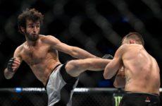 Забит Магомедшарипов — Келвин Каттар на UFC Fight Night 163