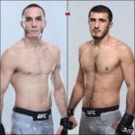 Рамазан Эмеев - Энтони Рокко Мартина на турнире UFC в Москве