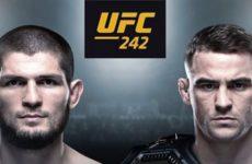 Турнир UFC 242 вероятно побьёт рекорд по продажам платных трансляций