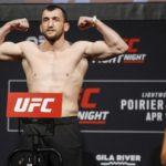 Муслим Салихов о планах после UFC 242