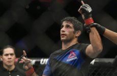 Бенеил Дариуш — Фрэнк Камачо на UFC Fight Night 162