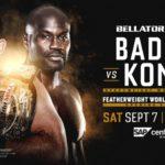 Результаты взвешивания турнира Bellator 226: Райан Бейдер - Чейк Конго