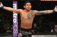 Диего Феррейра одержал победу над Майрбеком Тайсумовым на UFC 242
