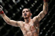 Ислам Махачев победил Дэйви Рамоса на UFC 242