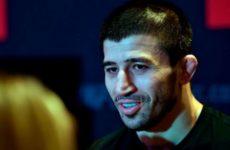 Рустам Хабилов поделился эмоциями от турнира UFC 242