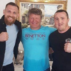 Дмитрий Кудряшов рассказал историю про Олега Тактарова