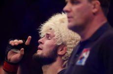 Хабиб Нурмагомедов подвёл итоги своего выступления на UFC 242