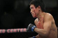 Григорий Попов — Дэйви Грант на UFC Fight Night 163