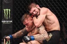 Петр Ян о победе Хабиба Нурмагомедова на UFC 242