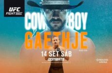 Файткард турнира UFC Fight Night 158: Дональд Серроне — Джастин Гэтжи