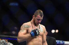 Никита Крылов поделился ожиданиями от своего боя на UFC Fight Night 158