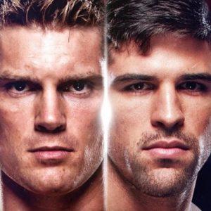 Стивен Томпсон — Висенте Люке на UFC 244