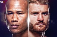 Роналдо Соуза — Ян Блахович на UFC Fight Night 164