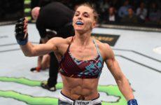 Александра Албу — Конклак Суфисара на UFC Fight Night 162