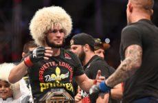 Хабиб Нурмагомедов остался на 2-й строчке рейтинга pound-for-pound после турнира UFC 242