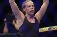 Кэтлин Чукагян — Дженнифер Майа на UFC 244