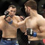 Дамир Исмагулов готов сменить весовую категорию после турнира UFC Fight Night 157
