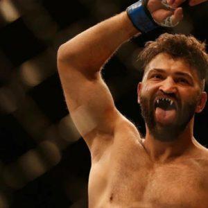 Андрей Орловский — Жаирзиньо Розенштруйк на UFC 244