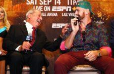 Боб Арум назвал самых популярных боксёров на DAZN