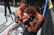 Нейт Диас начал тренировки после победы над Петтисом на UFC 241