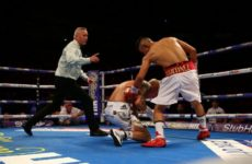 Эдди Хирн считает, что боксу необходимы видеоповторы