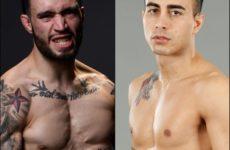 Шейн Бургос — Макван Амирхани на турнире UFC 244 в Нью-Йорке