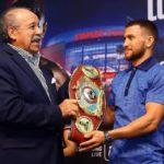 В WBO поздравили Василия Ломаченко с победой над Люком Кэмпбеллом