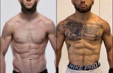 Видео боя Коул Смит — Майлс Джонс UFC Fight Night 158