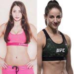 Видео боя Лиана Джоджуа — Сара Морас UFC 242