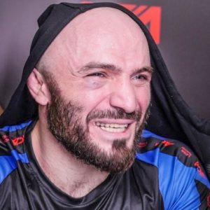Магомед Исмаилов поделился впечатлениями после победы над Артемом Фроловым на АСА 99