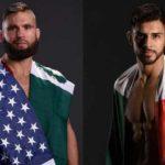 Видео боя Райан МакДональд — Луис Смолка UFC Fight Night 158