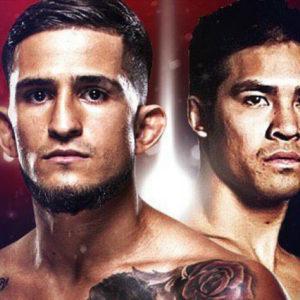 Видео боя Серхио Петтис — Тайсон Нам UFC on ESPN+ 17
