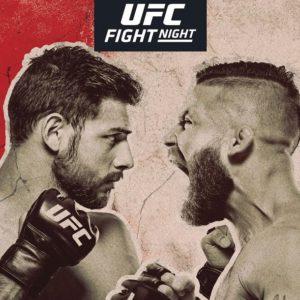 Видео боя Яир Родригес — Джереми Стивенс UFC on ESPN+ 17