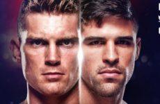 Видео боя Висенте Люке — Стивен Томпсон UFC 244