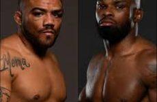 Видео боя Даррен Стюарт — Дерон Винн UFC on ESPN 6