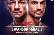 Видео боя Каб Свонсон — Крон Грейси UFC Fight Night 161