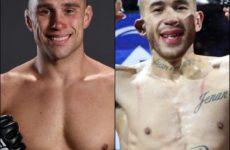 Видео боя Кайл Бочниак — Шон Вудсон UFC on ESPN 6