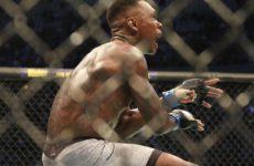 Бонусы турнира UFC 243: Роберт Уиттакер — Исраэль Адесанья