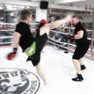 Дацик против «Ушу Мастера»: бой по правилам бокса