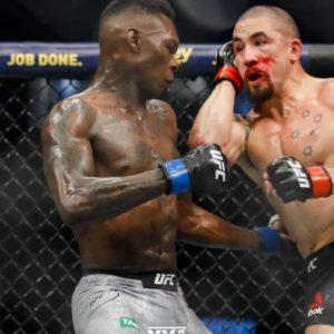 Джо Роган похвалил Роберта Уиттакера после его поражения на UFC 243