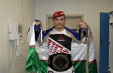 Бекзод Нурматов скончался после боя на турнире ACA 100 в Грозном