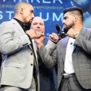 Келвин Гастелум раскритиковал выступление Роберта Уиттакера на UFC 243