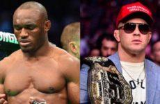 Колби Ковингтон сомневается, что Усман примет участие на турнире UFC 245