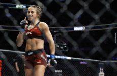 Йоанна Енджейчик одержала уверенную победу над Мишель Уотерсон на UFC Fight Night 161
