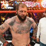 Александр Емельяненко пытался найти Кокляева на турнире Fight Nights Global 94